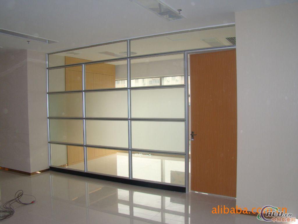 供应办公隔断玻璃隔断中空百叶隔断隔断墙
