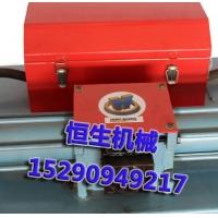 50型液压钢管绞口机、坡口机