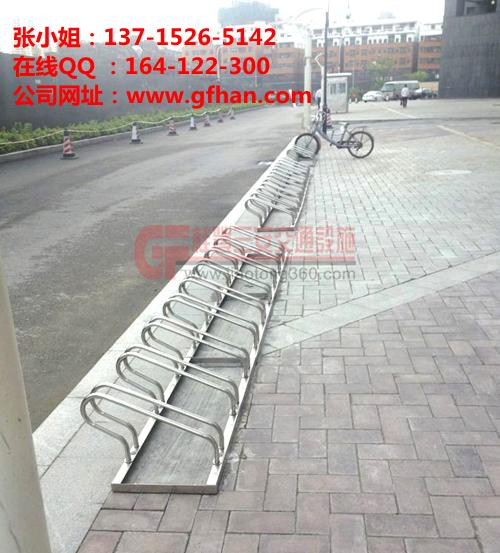 自行车停车架款式材质属性