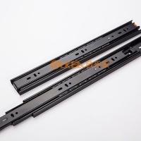 歐樂家  45寬抽屜鋼珠滑軌三節軌
