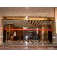 酒店全玻璃自动门平移感应门供应