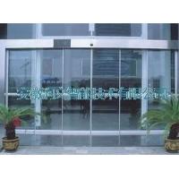 安徽自动门_合肥钢化玻璃感应门-