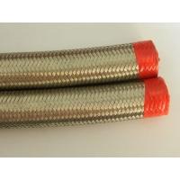 不锈钢丝编织防爆金属软管/PVC护套防爆挠性连接管