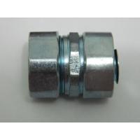 卡弹式锌合金接头,M20*1.5自固式锌合金接头