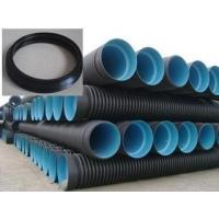 ..供应225-800 PVC波纹管橡胶密…