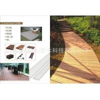 高品质户外塑木景观,塑木地板