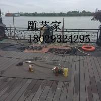 河堤铝合金栏杆 专业定制