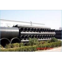 高密度聚乙烯(HDPE)缠绕结构壁排污管
