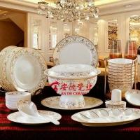 陶瓷餐具,套装餐具,套装陶瓷餐具