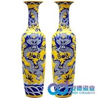 花架花瓶落地花器  落地大花瓶生产  落地大花瓶定制
