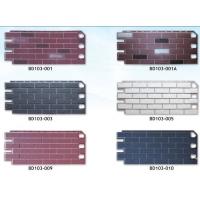 仿砖装饰板文化石外墙装饰挂板