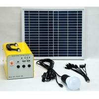 20w便攜式太陽能發電系統