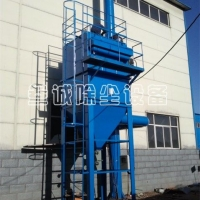 铸造厂电炉除尘器