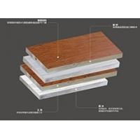 航美实木免漆大板质量稳定价格适中定制衣柜首选材料
