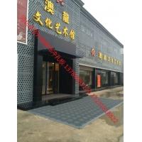 建筑幕墙装饰折弯冲孔铝单板