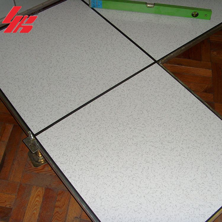 直销宜宽全钢防静电计算机机房高架地板抗静电性能极好