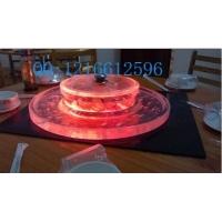 涮烤一体水晶锅