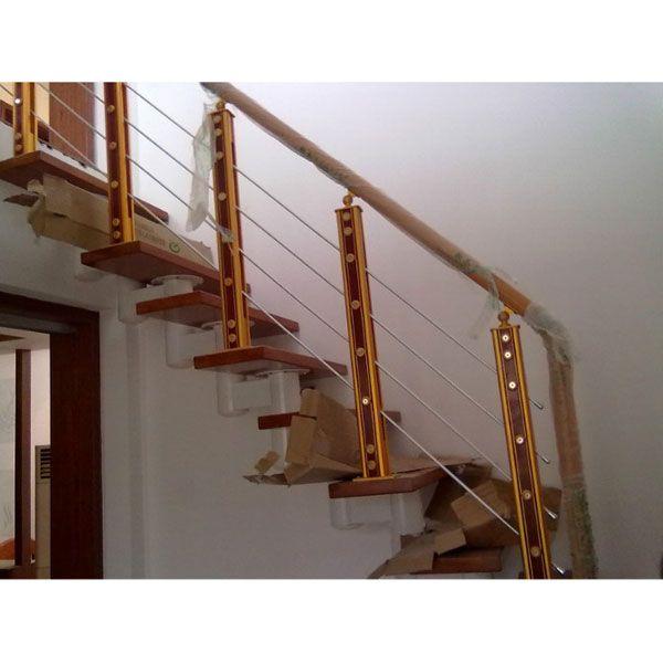 南京楼梯—南京钢木楼梯—盛发楼梯