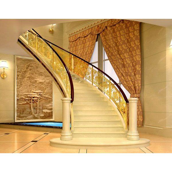 南京玻璃工程护栏-盛发楼梯