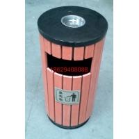 陕西垃圾桶/西安果皮箱/西安塑料垃圾桶/塑木垃圾箱专供
