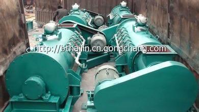 宏瑞粉尘加湿机系列 单轴 双轴粉尘加湿搅拌机