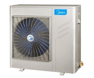 中山美的卧室专用家庭中央空调