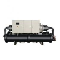 中山美的商用中央空调满液式水(地)源热泵螺杆机R134a