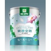 瓷净全效荷叶墙面漆2