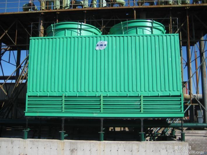 安丘海博生产玻璃钢冷却塔 方形冷却塔
