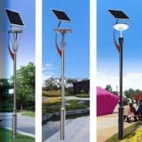 供兰州庭院灯和甘肃太阳能庭院灯特点
