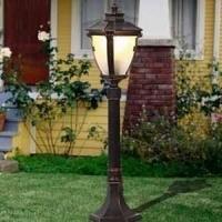 供甘肃定西庭院灯和白银太阳能庭院灯质量优