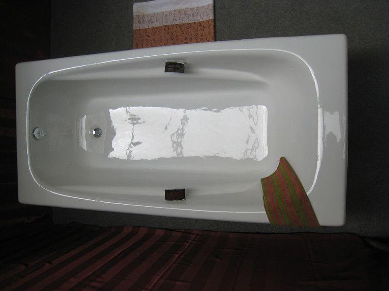 铸铁搪瓷浴缸 嵌入式浴缸