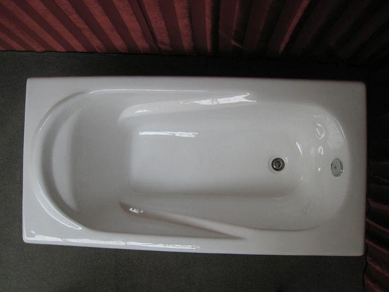 嵌入式铸铁搪瓷浴缸