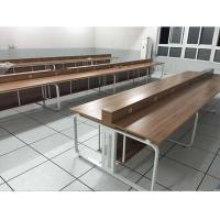 机房电脑培训桌-学生电脑桌供应-培荣家具