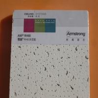 阿姆斯壮毛毛虫矿棉板Armstrong雅丽14mm厚RH80