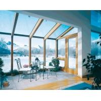 阳光房专用门窗 无锡铝合金门窗 花其森静音门窗