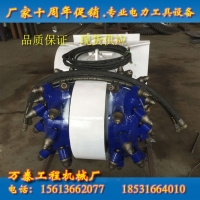霸州万泰生产销售水平 立式液压铣挖机 铣挖头