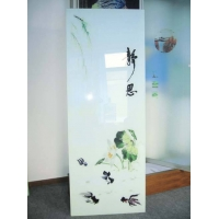 电脑彩色玻璃设备-家居装饰玻璃