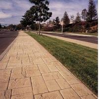 供应压模地坪、彩色水泥  地坪材料