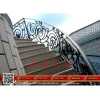 铁艺楼梯、铁艺栏杆、铁艺阳台护栏
