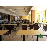 分体快餐桌椅 快餐厅家具定制 中高端快餐店桌椅chair00