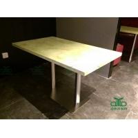 大理石餐桌椅工程定制