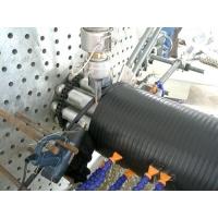 陕西优质低价大口径1.5米市政排污PE中空壁缠绕管
