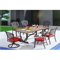 大连铸铝桌椅,庭院休闲家具