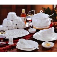 景德镇陶瓷餐具套装 骨瓷碗