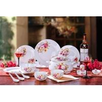 景德镇高档餐具套装 陶瓷餐具