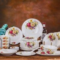 景德镇陶瓷餐具 骨瓷陶瓷餐具