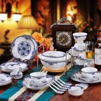 陶瓷餐具套装 骨瓷餐具套装碗盘