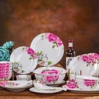 礼品餐具 广告促销陶瓷餐具套装