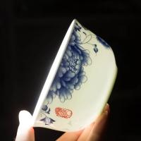 景德镇陶瓷餐具 年终礼品骨瓷餐具套装